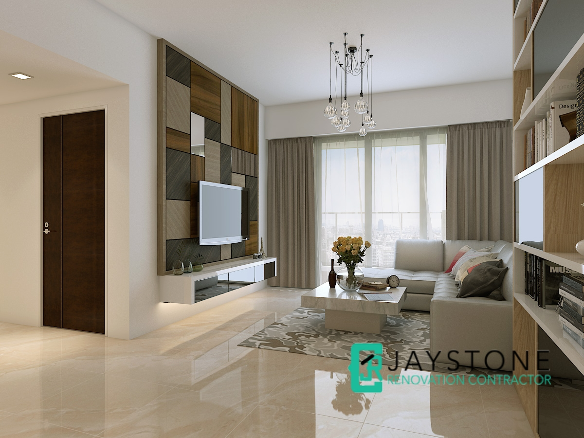 Happy Home Designer Room Layout Renovation Contractor Singapore Jaystone Direct Contractor